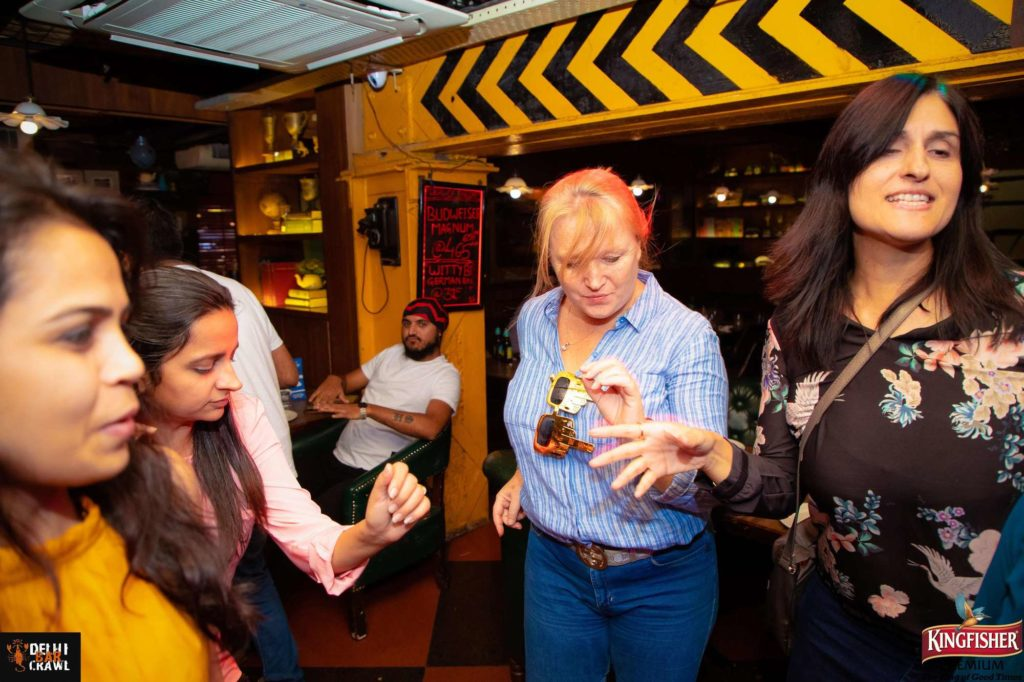 Bar Crawls in New Delhi